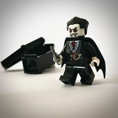 Figurka LEGO Monsters DRAKULA