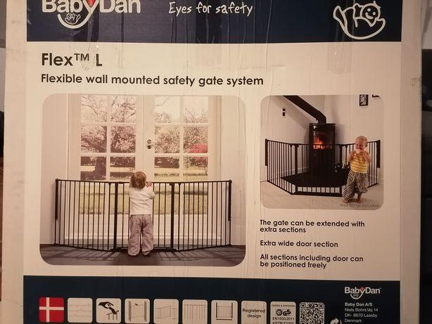 Babydan - barreira de segurança