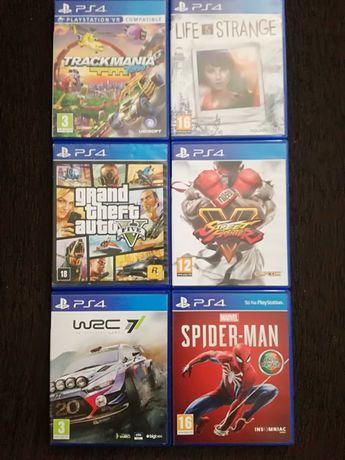 Jogos PS4 (Ler descrição)