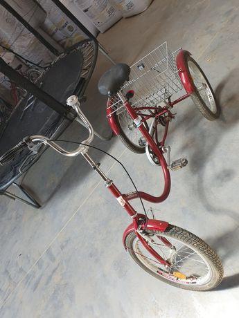 Rower rehabilitacyjny Tolek