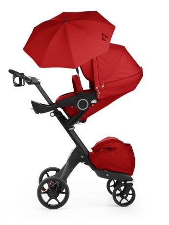 Автокресло подарок! Детская коляска STOKKE DSLAND V8 3 в 1 Візок V6 4