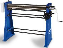 Calandra de Rolos Manual METALLKRAFT RBM 1000-20 eco