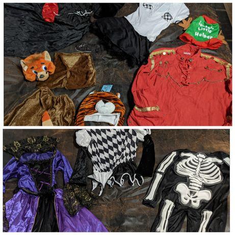 Платье костюм на утренник хеллоуин