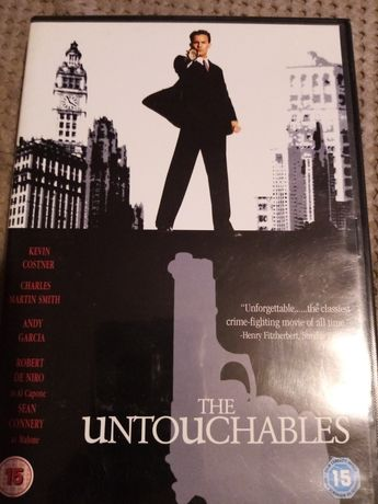 "DVD ""Nietykalni"" oryginał Paramount Pictures"