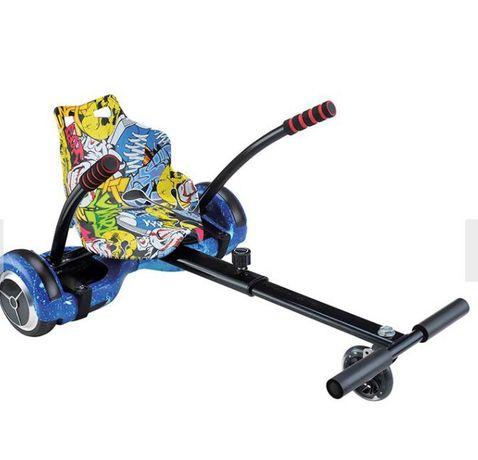Kart hoverboard usado poucas horas