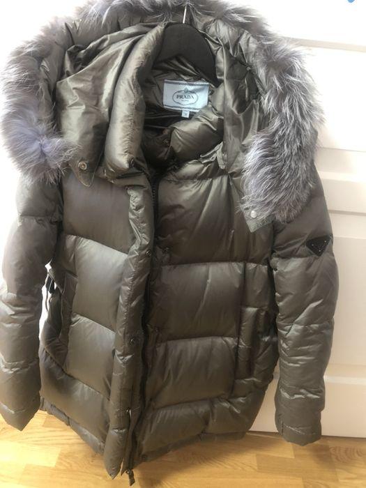 Пуховик куртка prada Львов - изображение 1