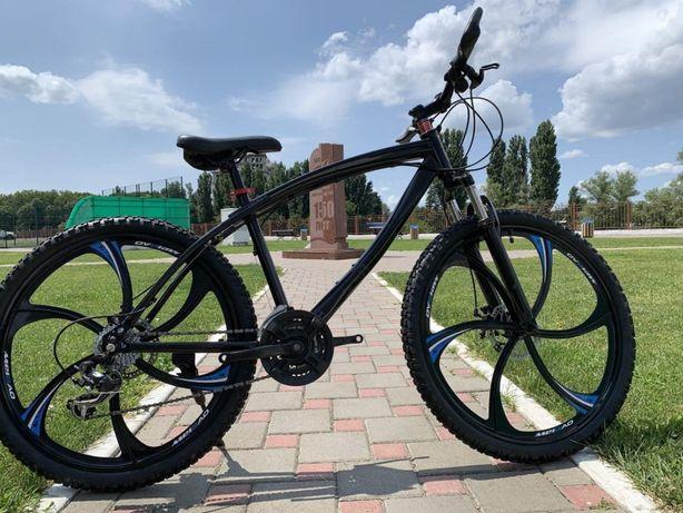 Чёрная пятница! Велосипед Bmw на литых дисках. Модель LV001