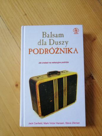 Książka balsam dla duszy podróżnika