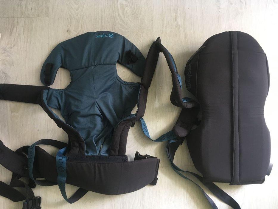 Рюкзак переноска слинг Cybex 2. Go Львов - изображение 1