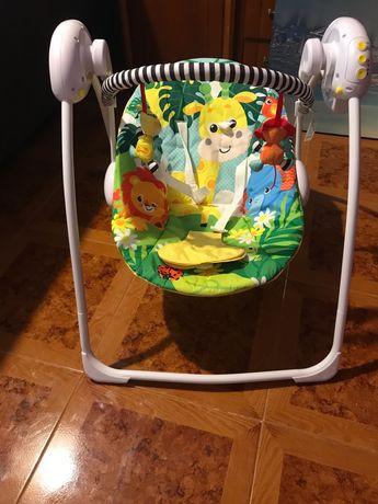 Espreguiçadeira baloiço bebe