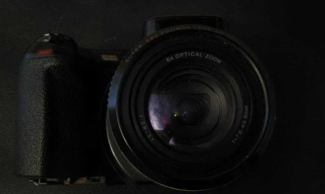 Фотоаппарат цифровая фотокамера Fujifilm FinePix S7000