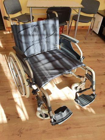 Wózek inwalidzki duży
