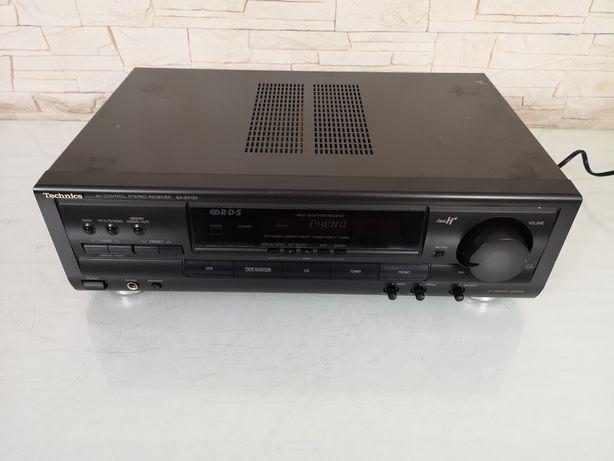 Technics SA-EX120 Nie zawodny amplituner stereo