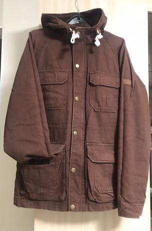 Куртка парка осень Adidas neo