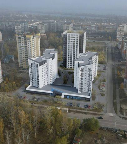 """Продам 1 комнатную квартиру с автономкой в ЖК """"АЙСБЕРГ"""", на Интере !!"""