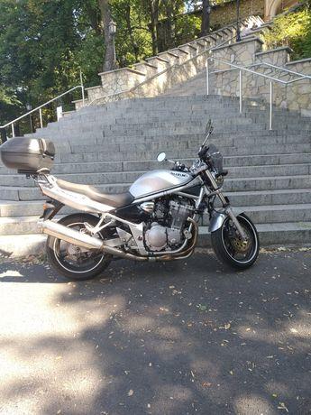 Motocykl Suzuki Bandit gsf 600