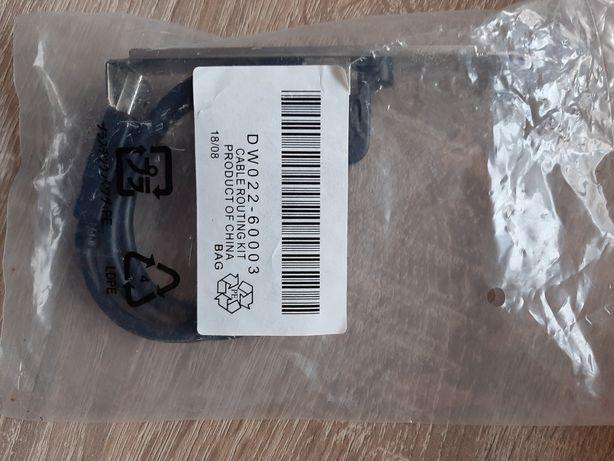 Zestaw do prowadzenia kabli USB serwera HP