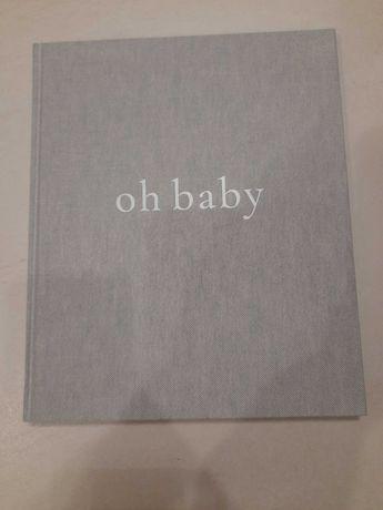 """Pamiętnik dziecka """"Oh baby"""""""