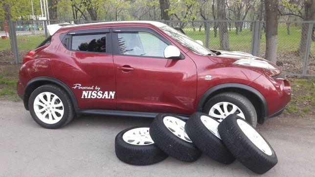 Продам NISSAN JUKE 1.6 TURBO 4x4