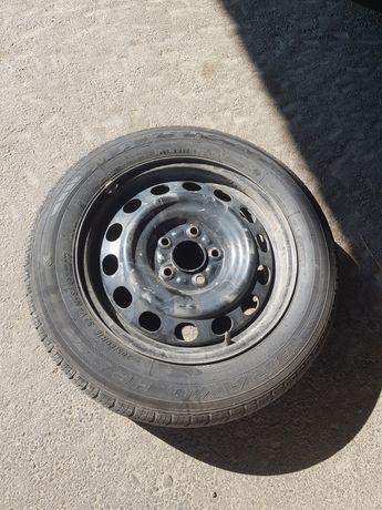 Диски сталеві r16 з шинами та болтами в комплекті