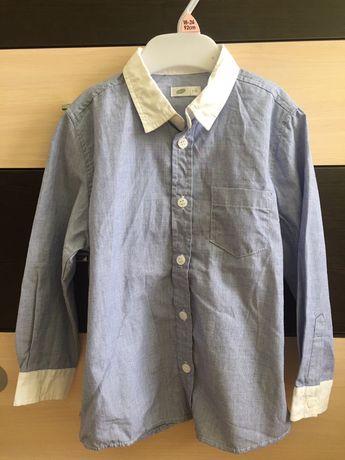 Pepco рубашка 110 сорочка