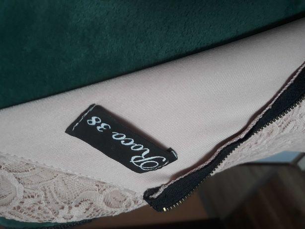Sukienka brudny róż rozmiar 38