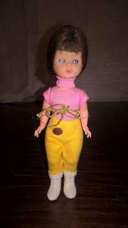 Кукла Galba целлулоид, волосы махер