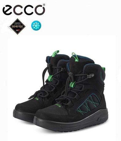 Новые зимние ботинки ecco urban snowboarder 37р.