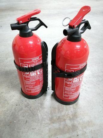 Extintores de pó