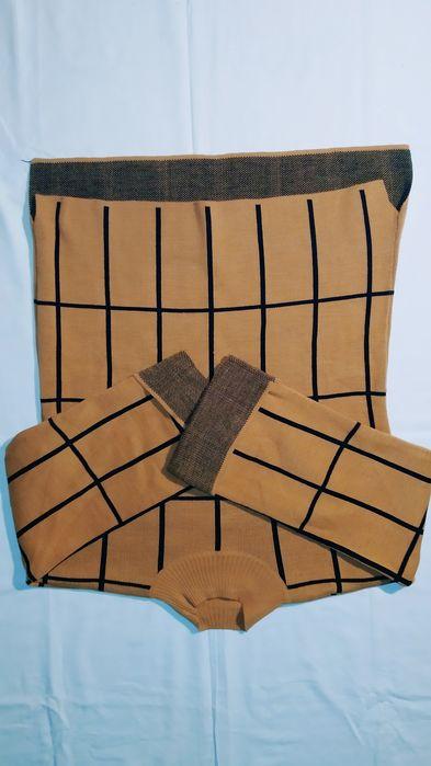 Клетчатый свитерок Чернигов - изображение 1
