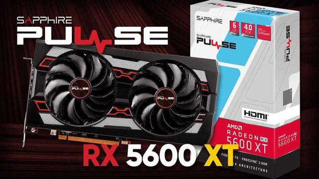 Sapphire Pulse Radeon RX 5600XT OC 6gb