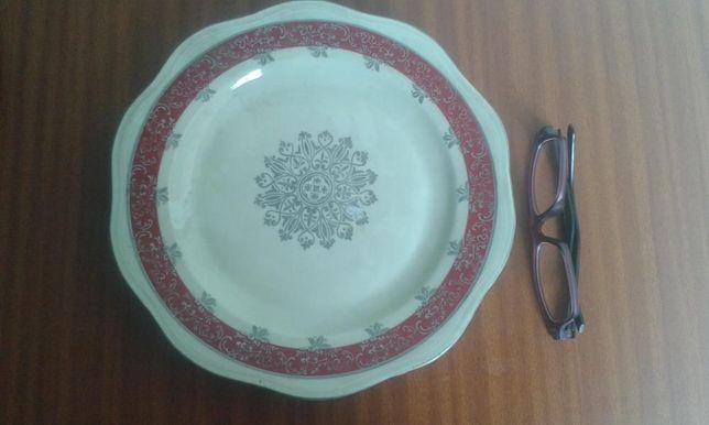 Prato decorativo porcelana Alemão