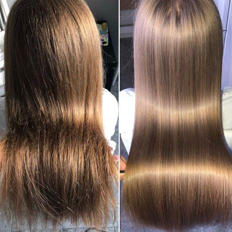 Восстановления и уход волос.Нано. ботокс. кератин(органический) Херсон