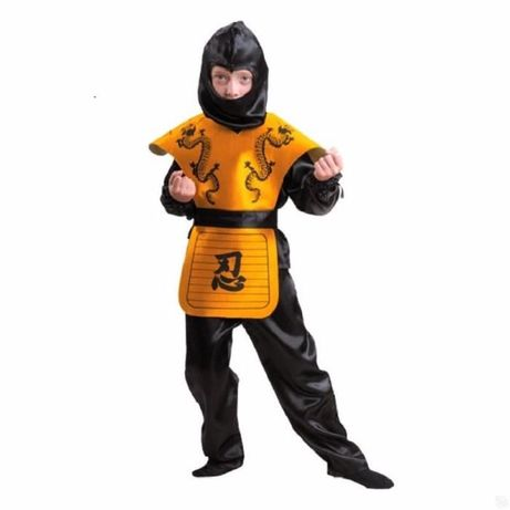 Новогодний костюм нинзя