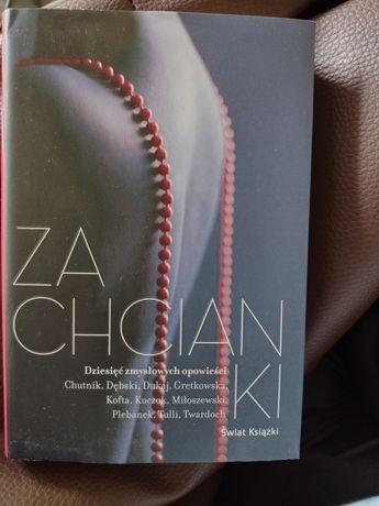 Książka opowiadania Zachcianki