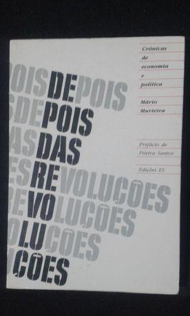 Depois das revoluções Mário Murteira