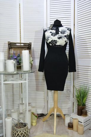 Платье тёплое, 44-46р.
