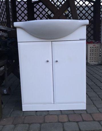 Umywlaka z szafką
