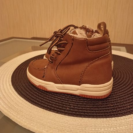 Ботинки по стельке 14 см