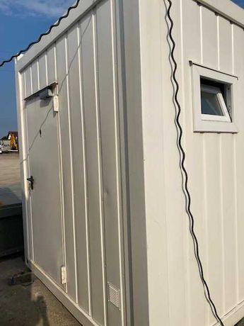 kontener sanitarny prysznice i wc