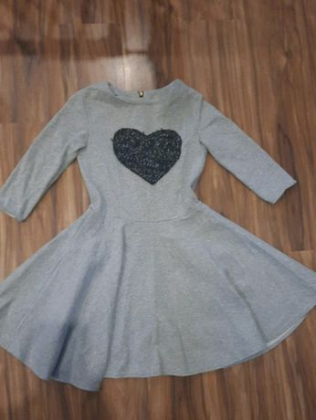 Sukienka Ciepła sukienka