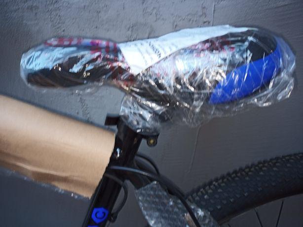 Сидение, манетки велосипедные, сток.