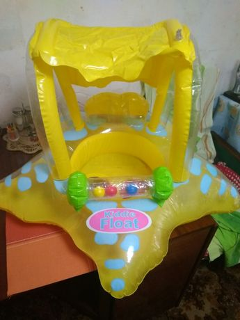 Круг для плавание деткий