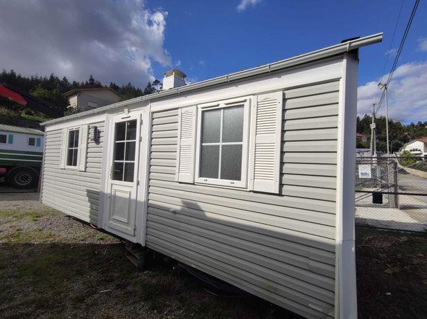 Casa Móvel / Mobile Home Nº 1037 IRM VILLANOVA EC T2 7,80x4m