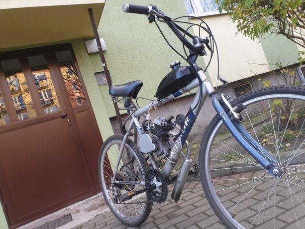 Rower spalinowy 80cc - PRZESYŁKA, odbior osobisty