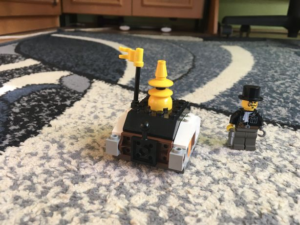 Lego system Adventurers Orient Expedition 7409 - Secret of the Tomb