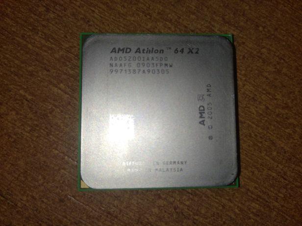 Процессор ATHLON 64 X2 (с двумя ядрами)