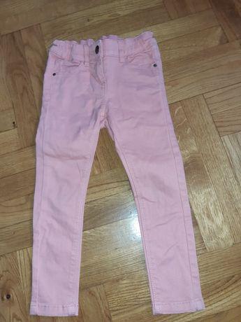 Spodnie dziewczęce  rozmiar 104