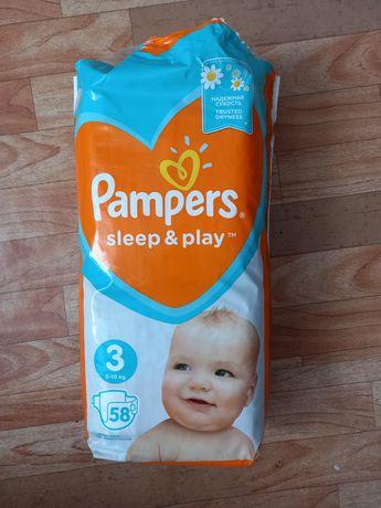 Pampers Sleep & Play (р. 3)
