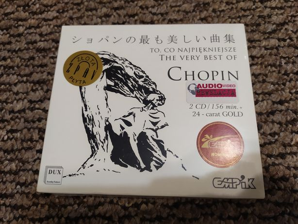 CD The very best of Chopin (Empik Gold Edition)